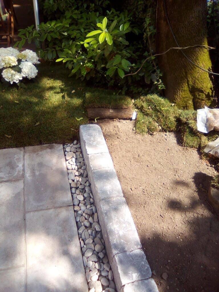tlakovanje vrta 3