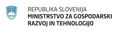 logotip ministrstvo za gospodarski razvoj in tehnologijo